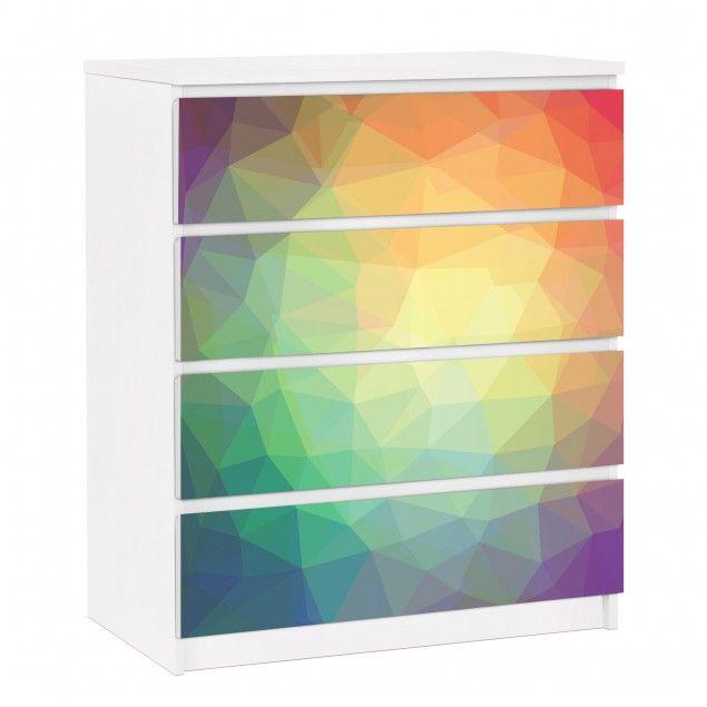 #ikea #hack #billy Furniture Decals https://www.yourdecoshop.com/en/shop/design-furniture-living-accessories/ikea-hacks/