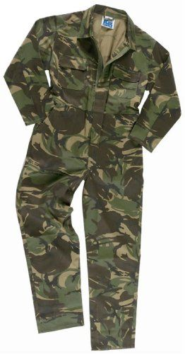 Kids Childrens Size 26 age 5-6 years, Navy Blue Boilersuit Girls Overall Boys Coverall