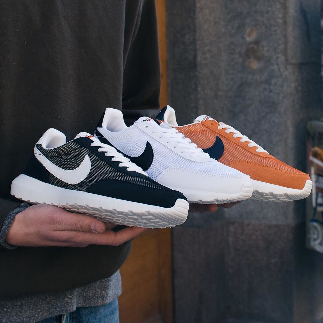 babbc191 These three Nike Roshe Daybreak NM drops in store today! Any remaining  pairs will be available online 2 PM (CEST) at Sneakersnstuff.com.