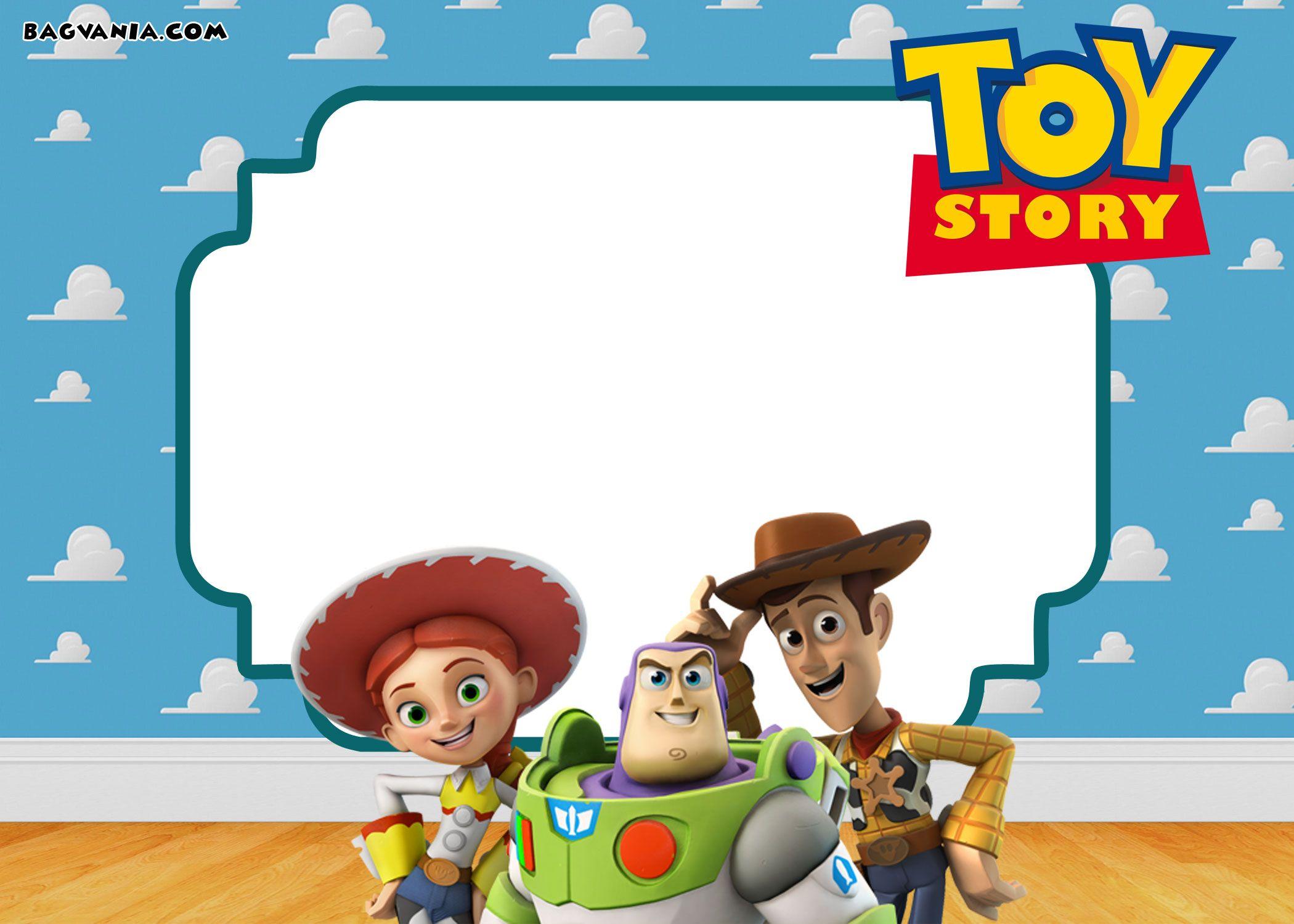Free Free Printable Toy Story Birthday Invitations