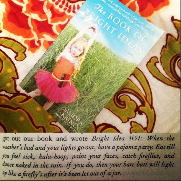 The Book of Bright Ideas (read it, sooo good!)