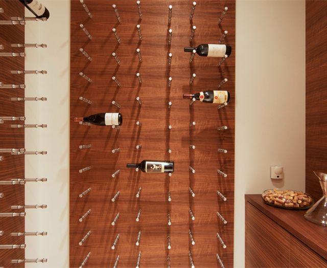 Fancy - Nek-Rite Wine Cellar Storage System