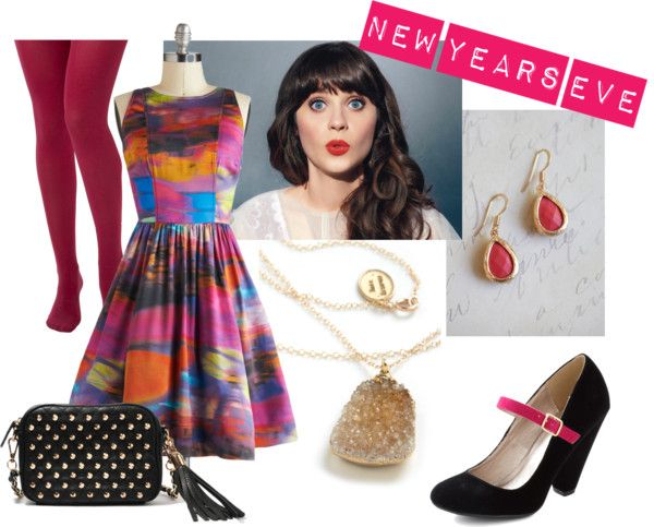 """""""New Year's Eve Celebration"""" by allison-biggs-gd on Polyvore"""
