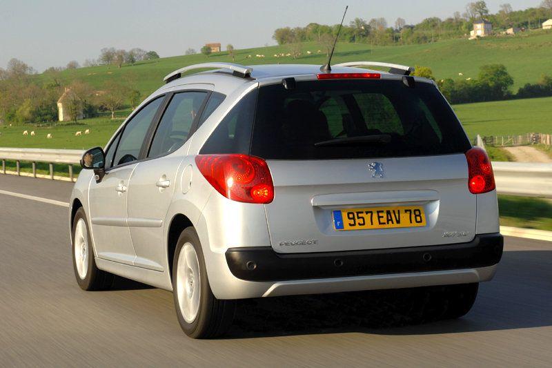Peugeot 207 SW Voiture
