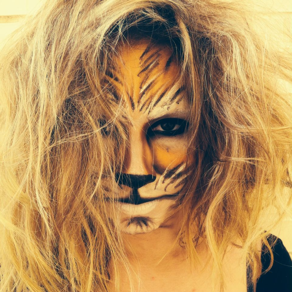 Make up musical cats caracterización