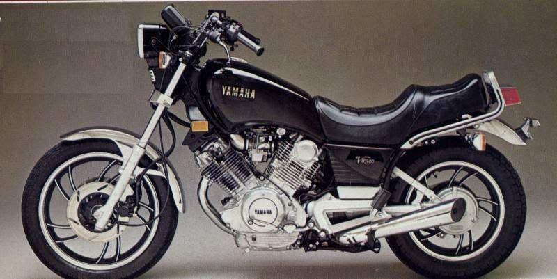 1984 Yamaha Virago 750 Cc Yamaha Virago Yamaha Repair Manuals