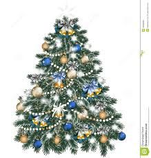 Image Result For Realistic Christmas Tree Drawing
