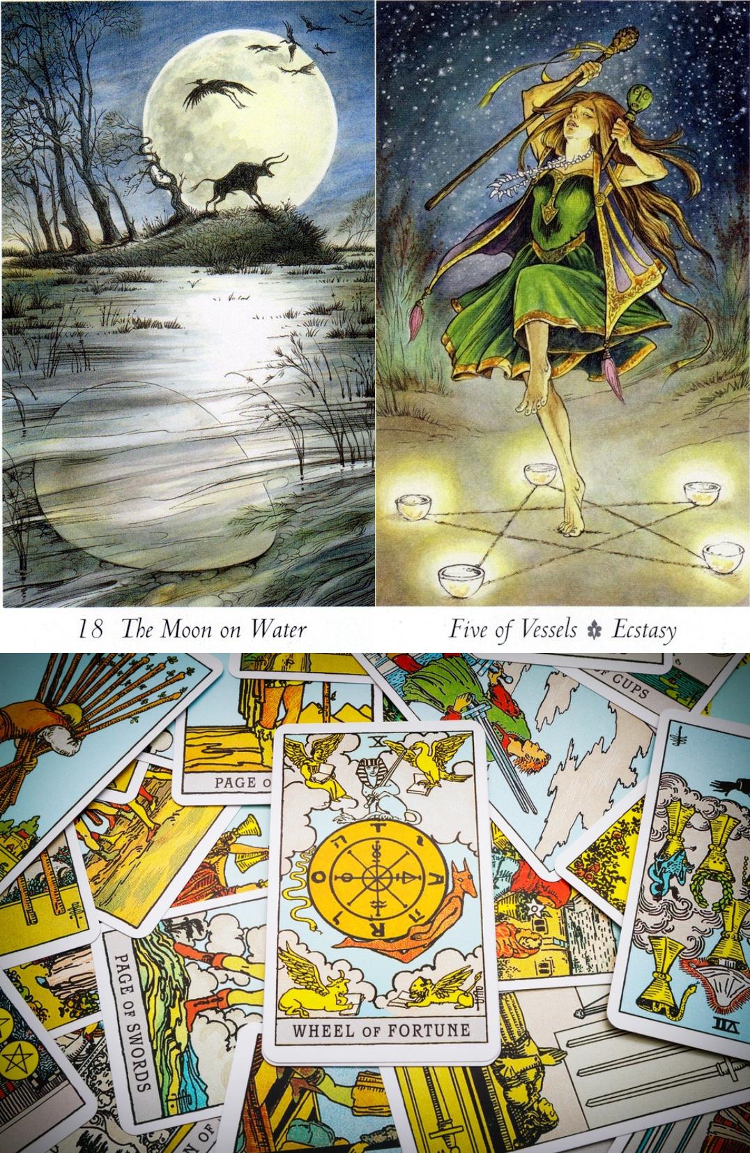 Alison Day Free Tarot Reading