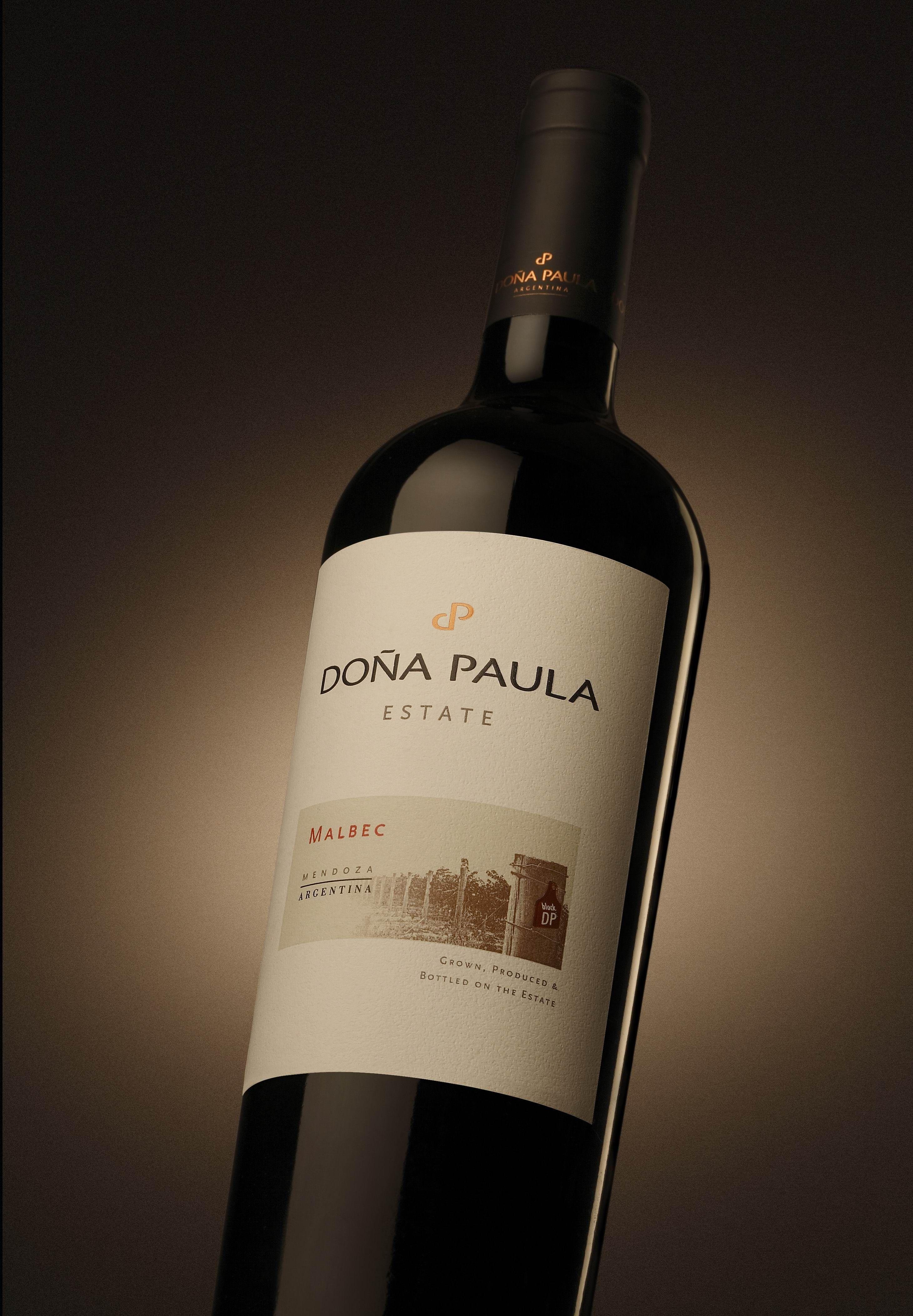 Dona Paula Estate Malbec De Bodega Dona Paula Un Vino Intenso