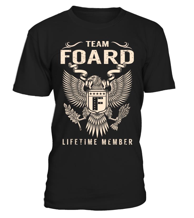Team FOARD - Lifetime Member