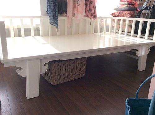 Daybed-Tagesbett-Holz-weiss