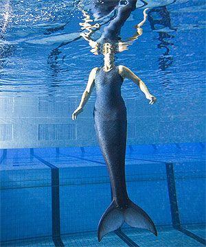 Technology News | Mermaid dreams, Weta workshop, Underwater creatures