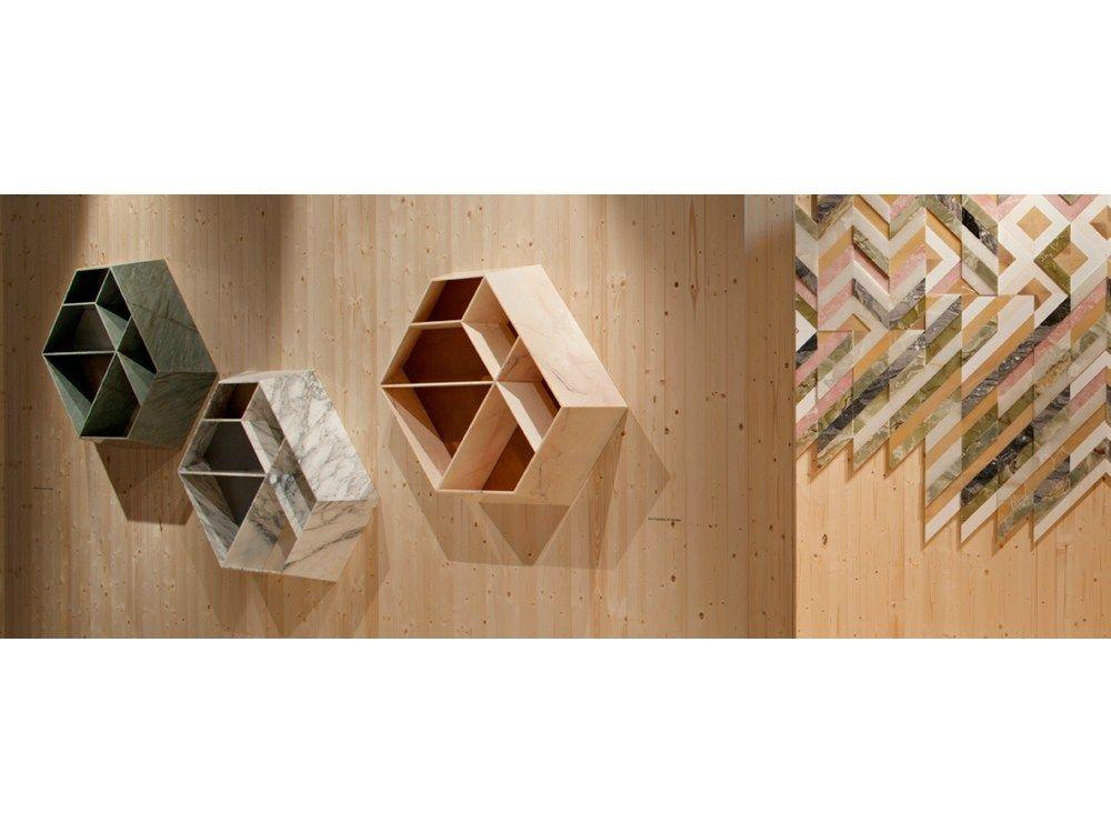 EARTHQUAKE 59 Bookcase By Budri Design Patricia Urquiola