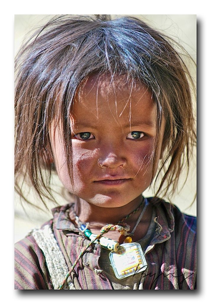 Nomad girl by yves b on 500px