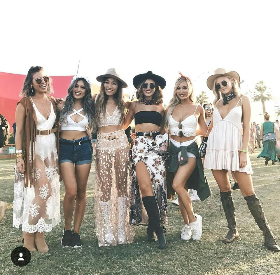 Image result for coachella outfits