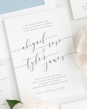 Wedding Invitations From Shine Modern Invitationatching Accessories To Help Create The Perfect Day For You