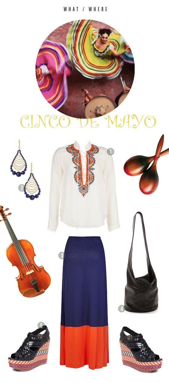 ~Cinco De Mayo Outfit | House of Beccaria