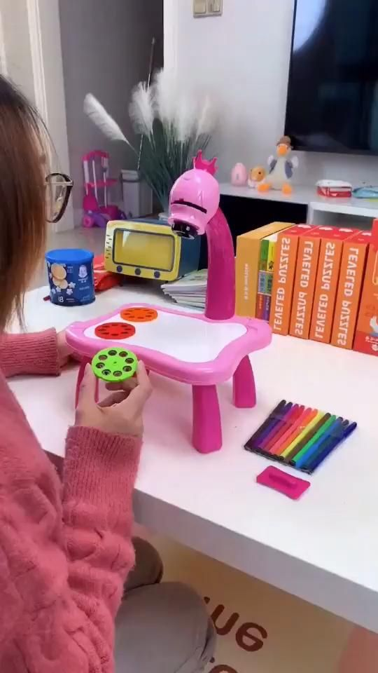 Photo of discover a cute gadget to help your child learn to draw?2?0?2?1?