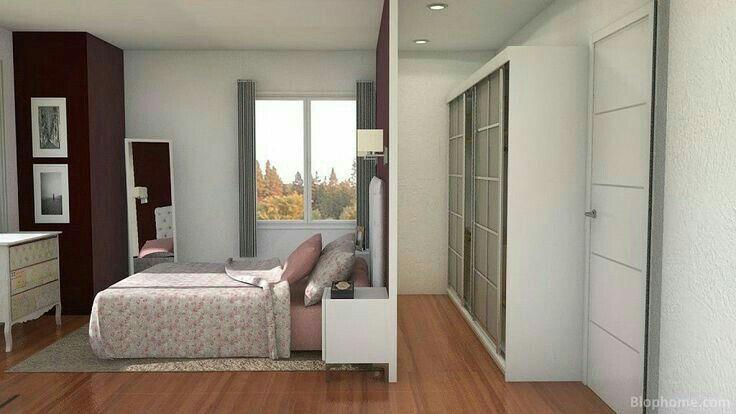 Vestidor Espacios Pequenos Dormitorios Dormitorios Recamaras