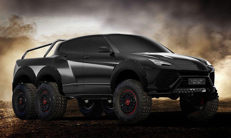 2019 Lamborghini Urus 6 6 Concept Price Exotic Cars Lamborghini