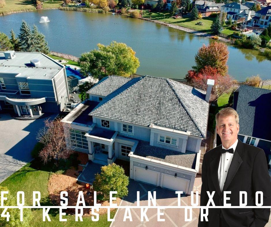 Outstanding lakefront home in Tuxedo! The Glen Williams Team ...