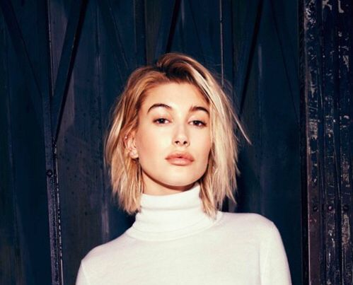 Hailey Baldwin Short Hair Hair In 2019 Short Hair
