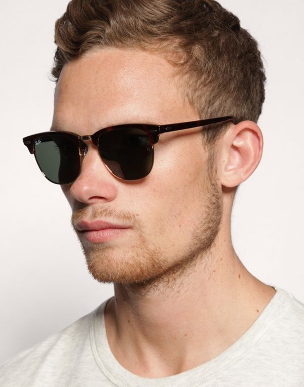 e00599de44 Ray Ban Club Masters - a new twist on a classic style