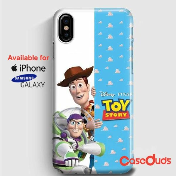 Toy Story Disney iPhone X Cases, iPhone Case, Samsung Galaxy Case 37 - Awesome Products Design Caseduds