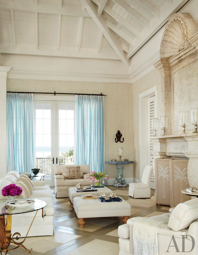 Beach Living Room by John Stefanidis Brands Ltd. and Clemens Bruns ...