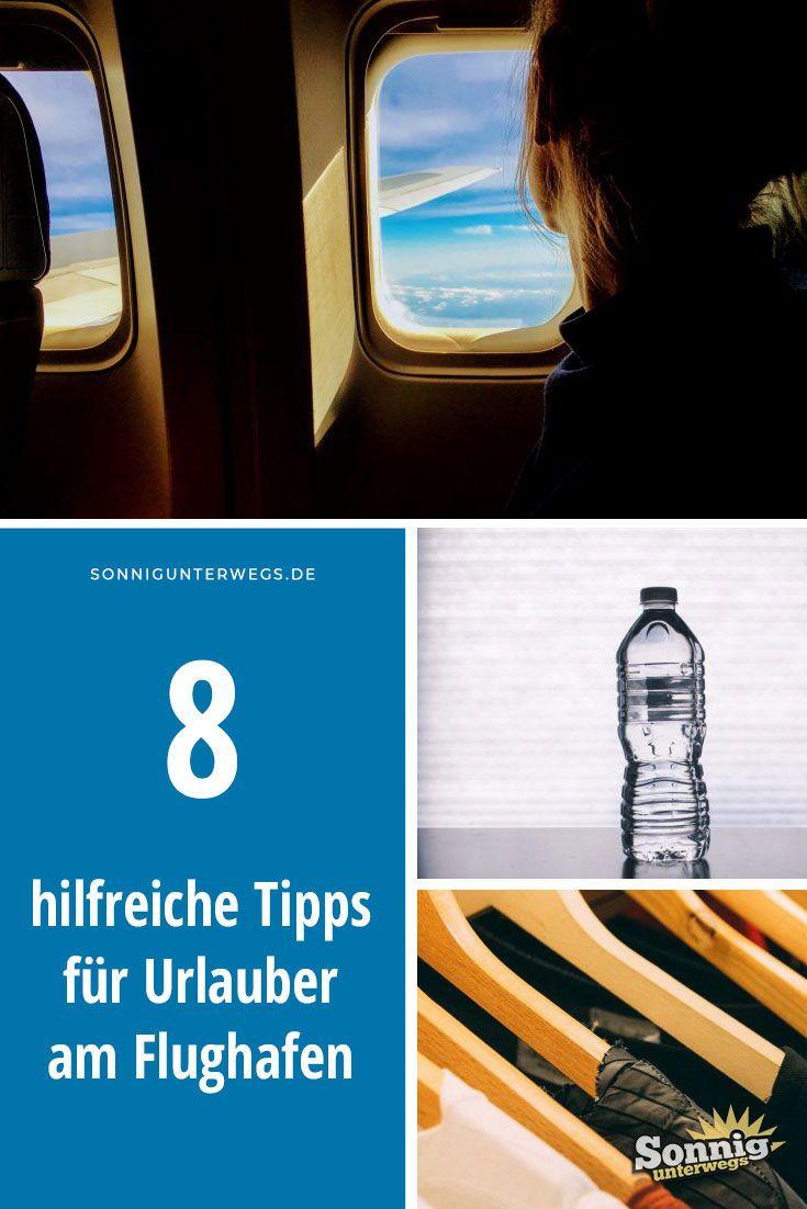 8 extrem hilfreiche FlughafenTipps für jeden Urlauber