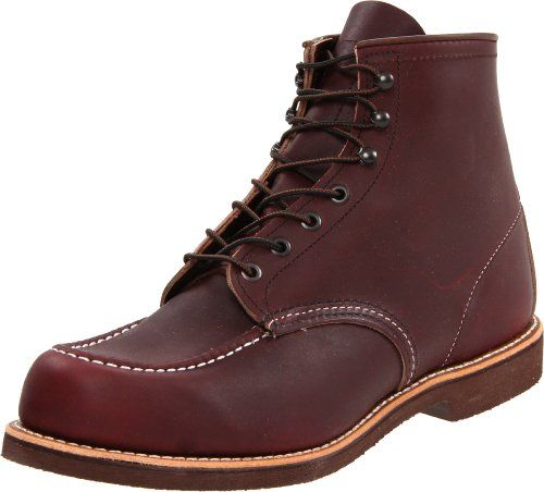 c3112c468dc red wing boots | Best Seller Red Wing Shoes Men's 200 6 Moc Boot ...