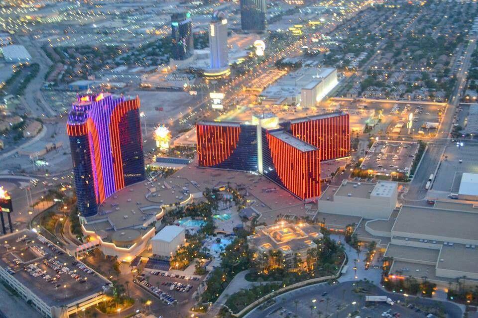 Rio Las Vegas Location