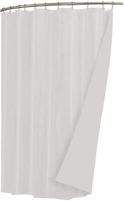 JCPenney Maytex Mills Ultimate Laminated Shower Curtain Liner
