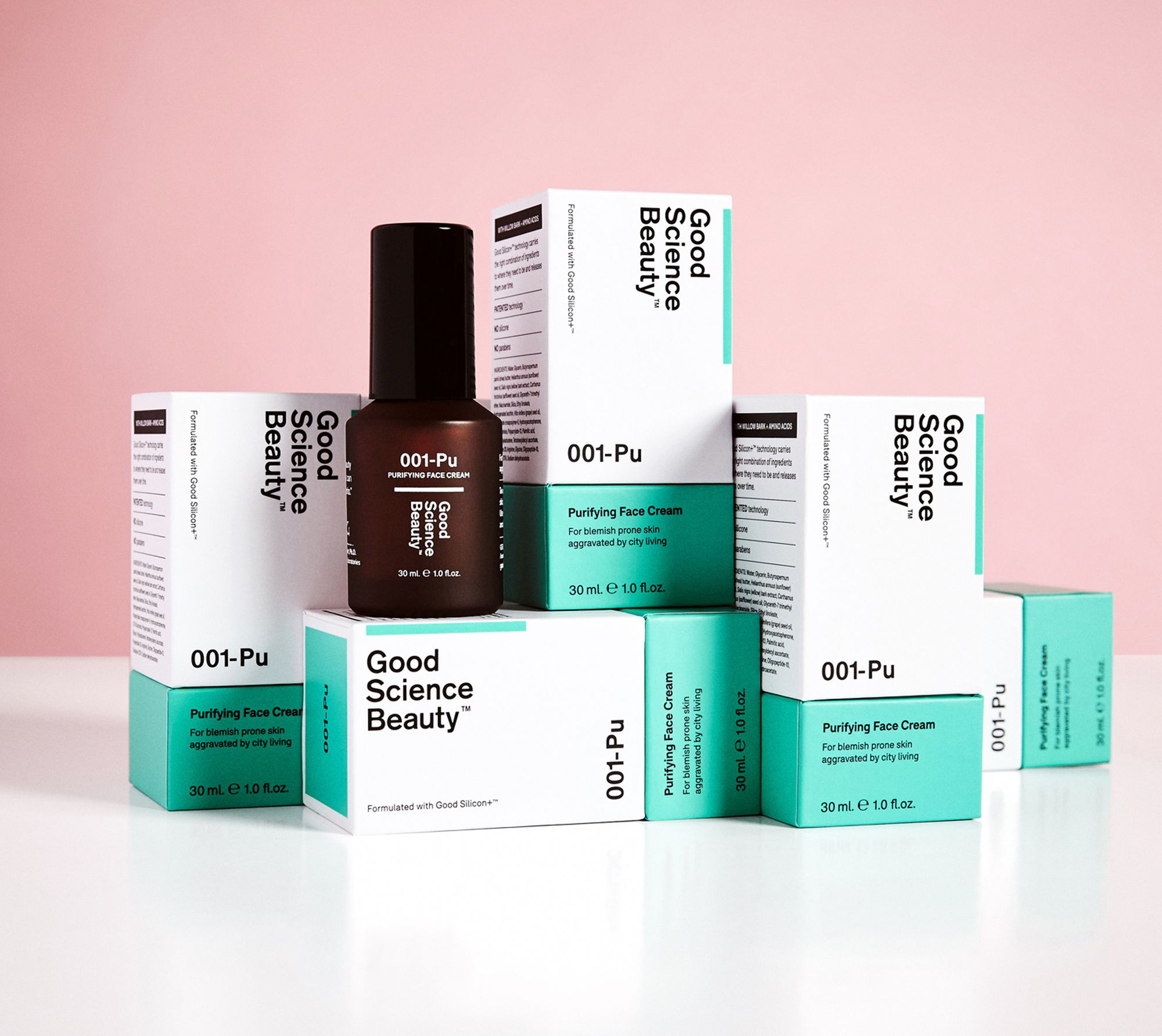 Naming Branding Packaging And Promotional Content For New Generation Skincare Brand World Brand Design Beauty Packaging Beauty Science Skincare Packaging