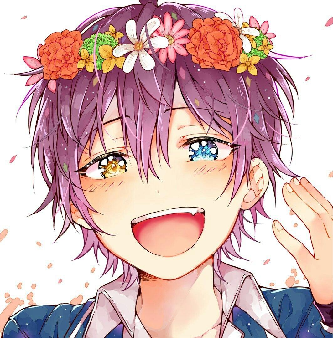 Follow Me Now Tran Jang Manga Anime Chibi Boy Kawaii