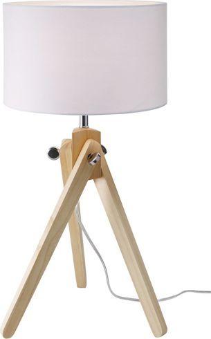 Trendige Tischleuchte im Industry-Stil - ein toller Hingucker