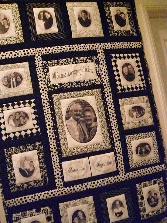How to Print on Fabric with Freezer Paper - Quilting Digest #jellyrollquilts