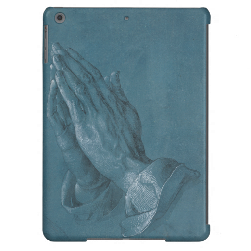 0ce5e157e75c Praying Hands by Albrecht Durer iPad Air Cover