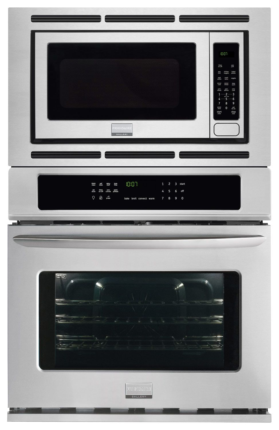 Frigidaire Gallery 27 Single Electric Convection Wall Oven With