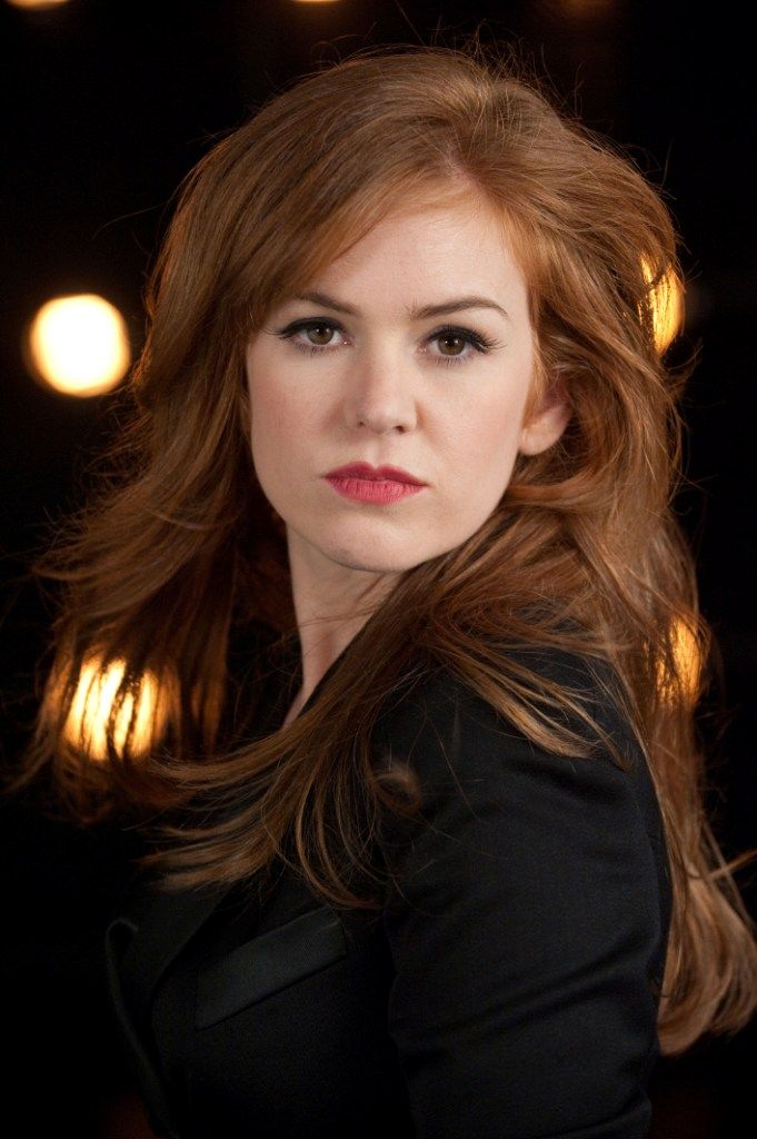 Now You See Me Isla Fisher Blonde Hair Shades Strawberry Blonde Hair