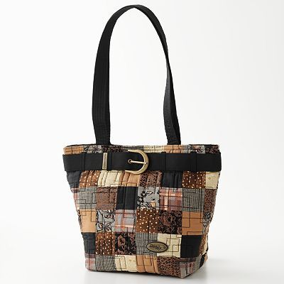Donna Sharp Quilted Patchwork Tote 32 00 Kohl S