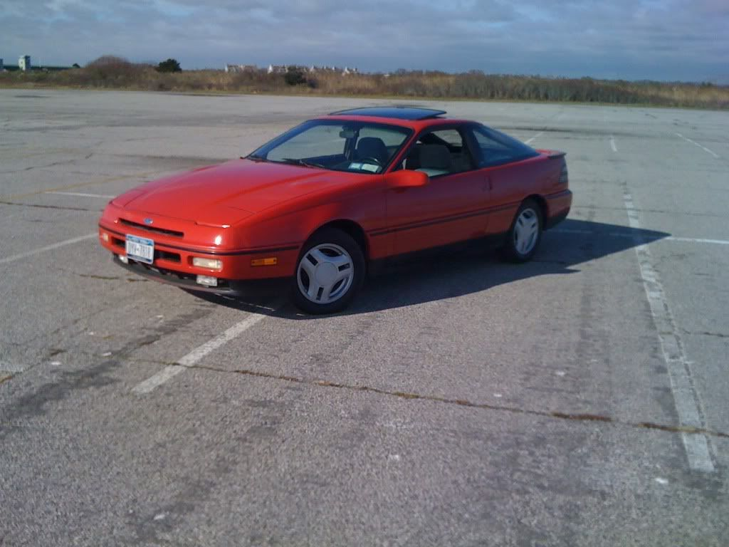 1989 Ford Probe Gt Turbo My First Car Ford Probe Gt Ford