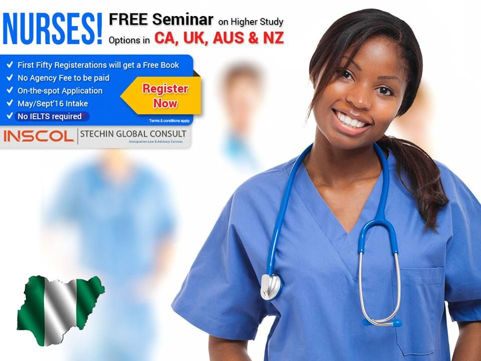 085503032cc Nurses! Register for a FREE Seminar in Onitsha. Upgrade your skills to  Study & Work options in Canada, UK, Australia & New Zealand.