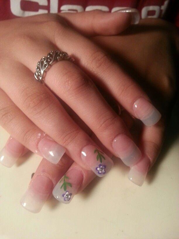 Natural acrylic nail. | Acrylic nails art <> | Pinterest | Natural ...
