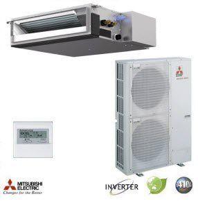 Pcaa42 Puza42nha3 By Mitsubishi 6738 85 Mitsubishi Mr Slim Pcaa42ka Puza42nha3 208 230v 1 Ph Home Kitchens Home Appliances Heating And Air Conditioning