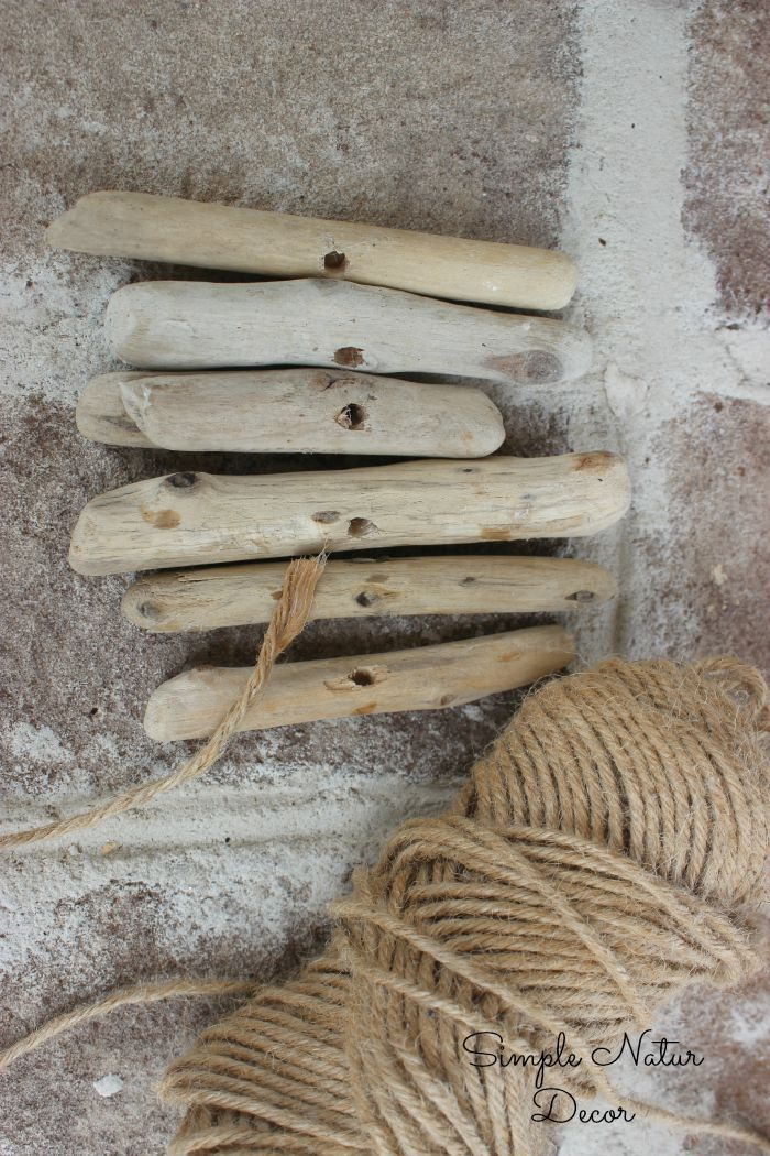 How To Make a Driftwood Chime In 5 Easy Steps Driftwood