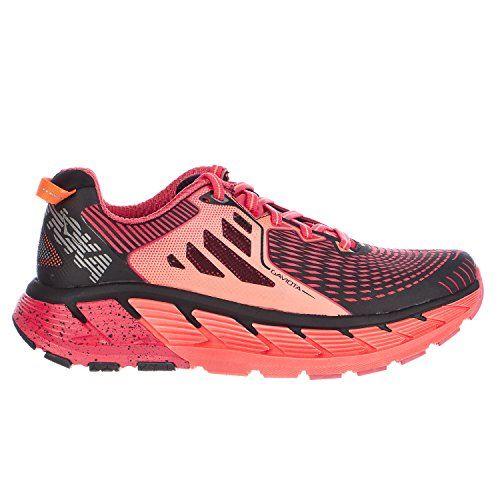 27939a070191c Hoka One One W Gaviota Running Sneaker Shoe Paradise Pink Womens 7 ...