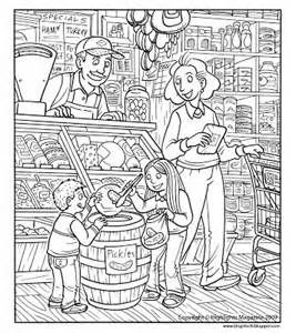Hidden pictures are copyright highlights for children for Coloring pages for adults with hidden objects