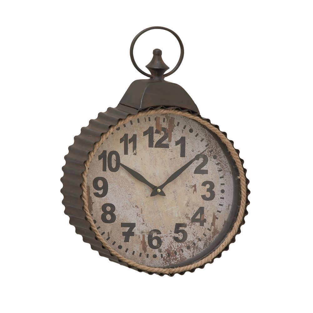 Paddington Iron Wall Clock Clock Wall Clock