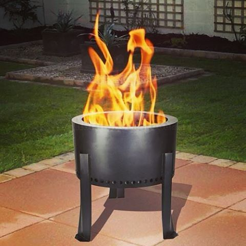 Shopchimney On Instagram Starting Tomorrow April 1 The Flame Genie Wood Pellet Fire Pit Is Only 99 Wi Fire Pit Bbq Fire Pit Backyard Fire Pit Accessories